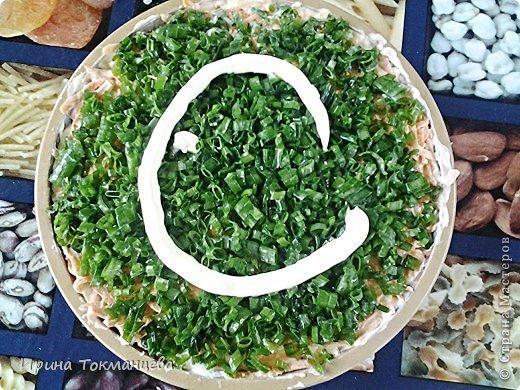 Слоеный салат с куриной копченой грудкой (12) (520x390, 312Kb)