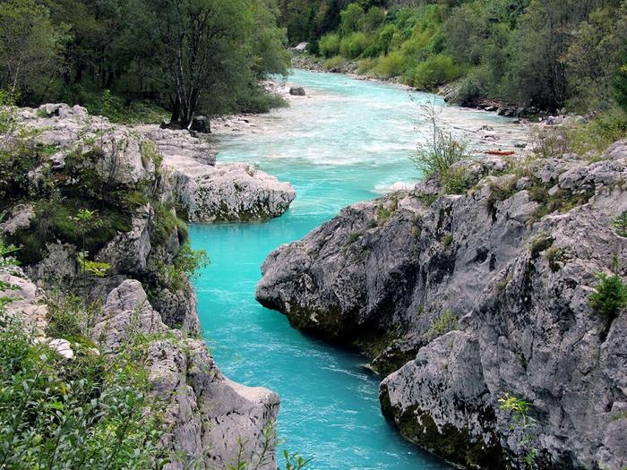 река соча славения фото 2 (700x525, 538Kb)