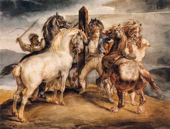 Конный-рынок.-Пять-лошадей-в-доле-1816-1819 (550x418, 40Kb)