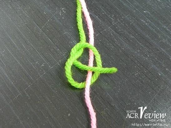 Способ соединения нитей при вязании крючком и спицами (7) (547x410, 211Kb)