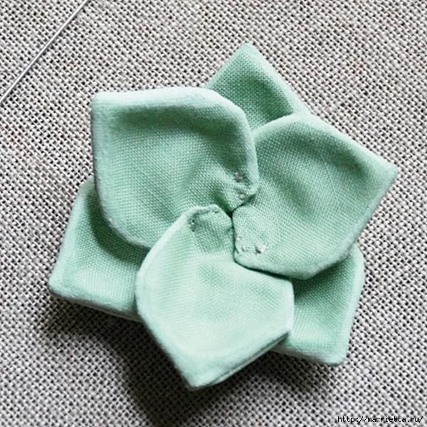Комнатные растения из ткани. Суккуленты (8) (600x600, 362Kb)