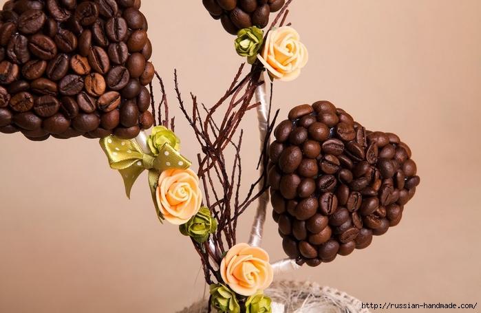 поделки из кофейных зерен (28) (700x455, 219Kb)