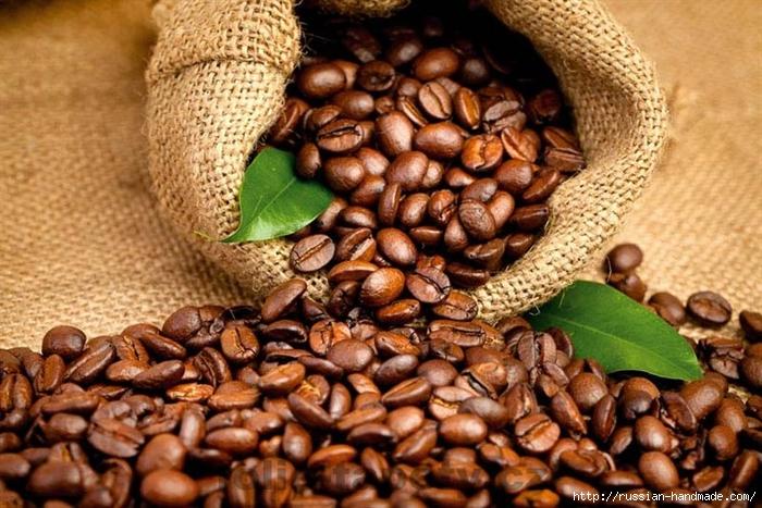 поделки из кофейных зерен (49) (700x467, 305Kb)