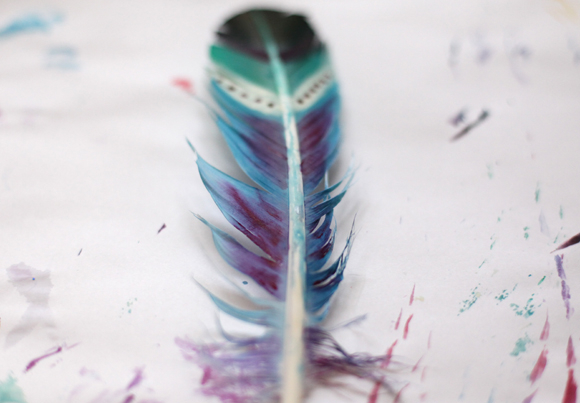 diy-painted-feathers-6 (580x403, 196Kb)