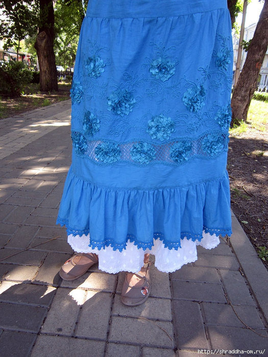 Бирюзовая юбка (2) (525x700, 342Kb)