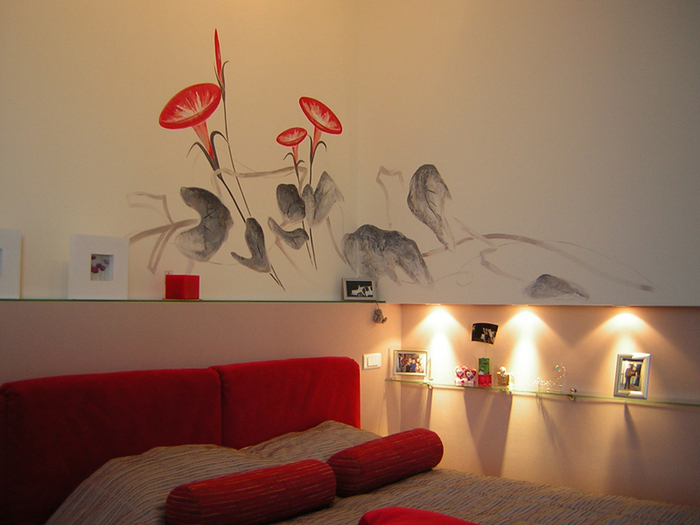 Decorative painting ideas for walls