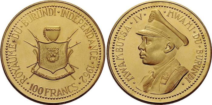 1 июля 1962 года 1 июля 1962 года Бурунди получила независимость как конституционная монархия. В 1966 году после военного переворота страна была провозглашена республикой. В 1990-е годы в стране начались межэтнические столкновения между хуту и тутси. Бурунди является членом ООН, ГАТТ, МВФ, ВОЗ, Организации африканского единства<br /> <br /> в 1962 году Соединенные Штаты перестали признавать катоба Северной Каролины как племя. Несмотря на прогнозы, катоба не потеряли племенную идентичность после терминации, сохранив свое единство. Терминация, посредством которой федеральное правительство пыталось прервать свои межправительственные отношения с индейскими народами, фактически упразднив племена, стала федеральной политикой. Ключевым элементом этой политики было переселение – программа, призванная выманить индейцев из резерваций в города, где был большой спрос на рабочую силу. Человеком, которого президент Гарри Трумэн (1945-1953) выбрал для руководства программами терминации и переселения в качестве комиссара по делам индейцев, был Диллон Майер. До этого Майер имел опыт работы с меньшинствами в годы Второй мировой войны, когда он возглавлял Военное управление по вопросам переселения – ведомство, в подчинении которого находились лагеря для интернированных американцев японского происхождения. Распределение земель привело к потере 65 процентов индейских земель - во многом вследствие терминации и переселения. Сегодня более 70 процентов коренных американцев живут за пределами резерваций.<br /> <br /> в 1962 году Роберт Соблен, приговоренный в США за шпионаж к пожизненному заключению, прибывает в Лондон после депортации из Джордана (британский министр внутренних дел отказывается предоставить ему убежище, после чего 11 сентября Соблен кончает жизнь самоубийством). <br /> <br /> в 1963 году <a href=