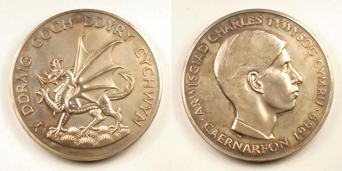 1 июля 1969 года произошла формальная церемония инвеституры Чарльз, принц Уэльский. (700x350, 254Kb)