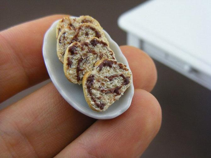 миниатюрная еда из полимерной глины Шай Аарон 15 (670x503, 172Kb)