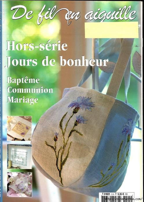 DFEA HS 05 Jours de bonheur_1 (497x700, 335Kb)