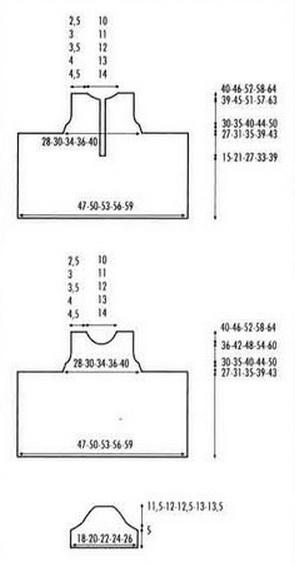 вязание для грудничков (2) (295x565, 48Kb)