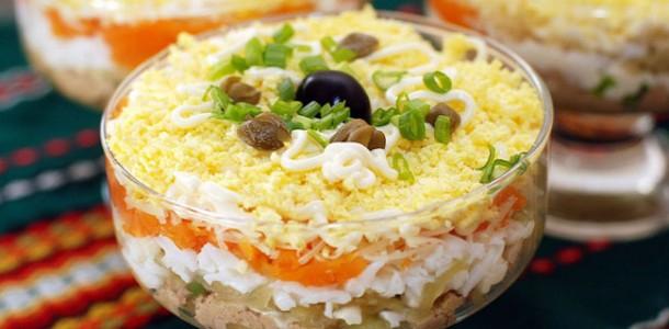 салат из печени трески (610x300, 183Kb)