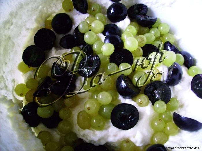 Творожно-виноградный торт (15) (700x525, 283Kb)