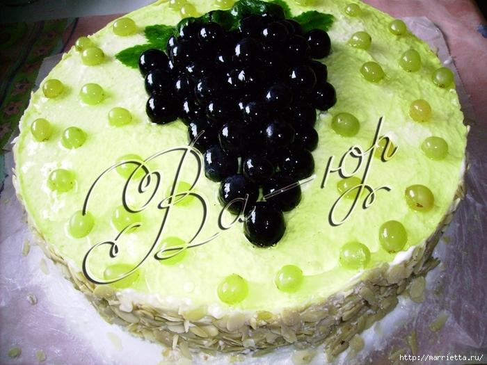 Творожно-виноградный торт (16) (700x525, 308Kb)