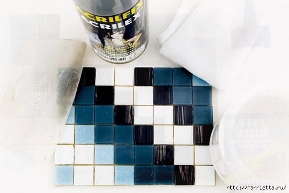 Мозаика на подносах. Мастер-класс и замечательные идеи (9) (581x389, 103Kb)