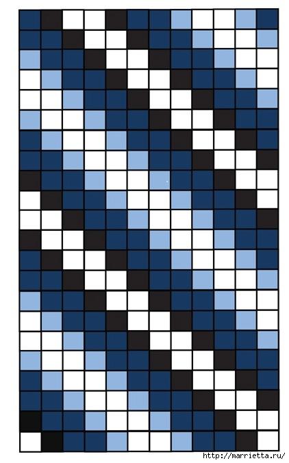 Мозаика на подносах. Мастер-класс и замечательные идеи (33) (422x676, 108Kb)