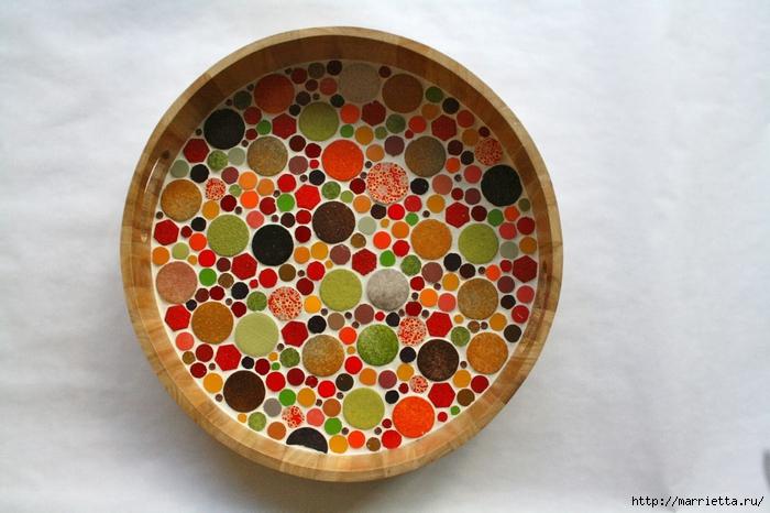 Мозаика на подносах. Мастер-класс и замечательные идеи (42) (700x466, 240Kb)