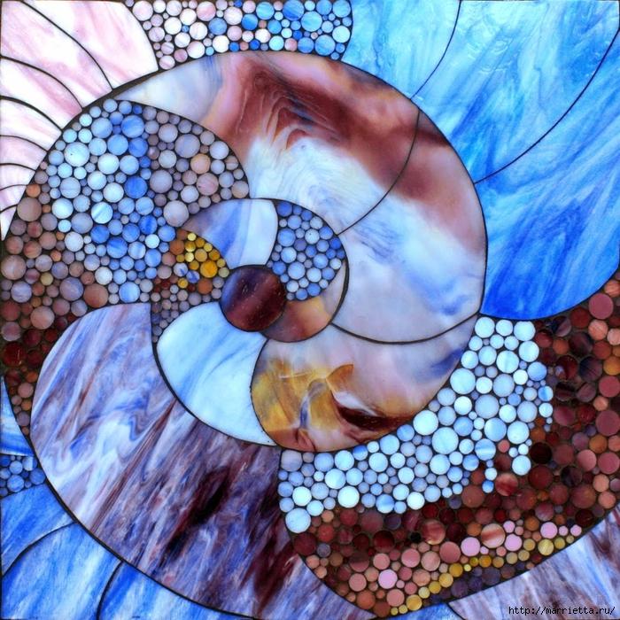 Мозаика на подносах. Мастер-класс и замечательные идеи (54) (700x700, 475Kb)