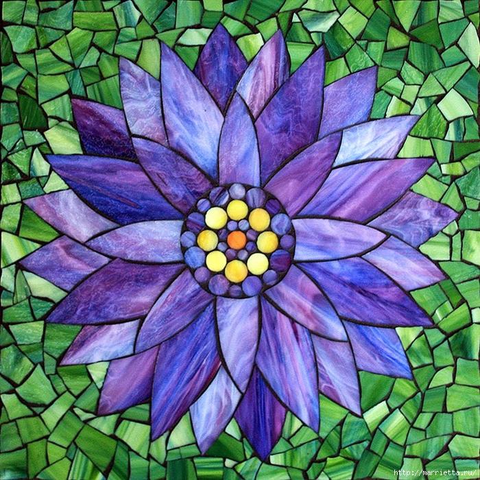 Мозаика на подносах. Мастер-класс и замечательные идеи (57) (700x700, 558Kb)