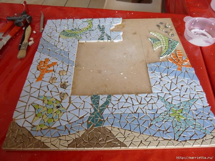 Мозаика на подносах. Мастер-класс и замечательные идеи (79) (700x525, 342Kb)