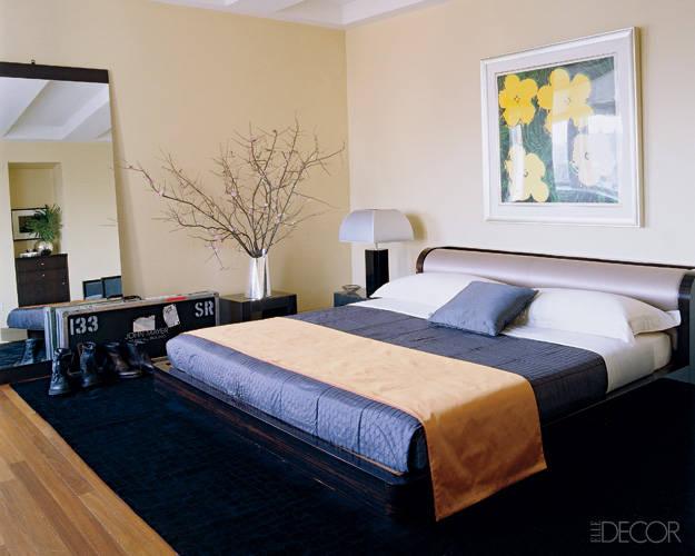 Спальня John Mayer
