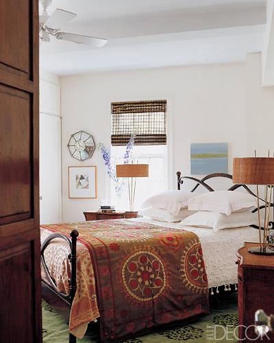 Спальня Кэндес Бушнелл