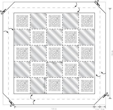 Квадратные мотивы крючком для покрывала (2) (381x371, 101Kb)