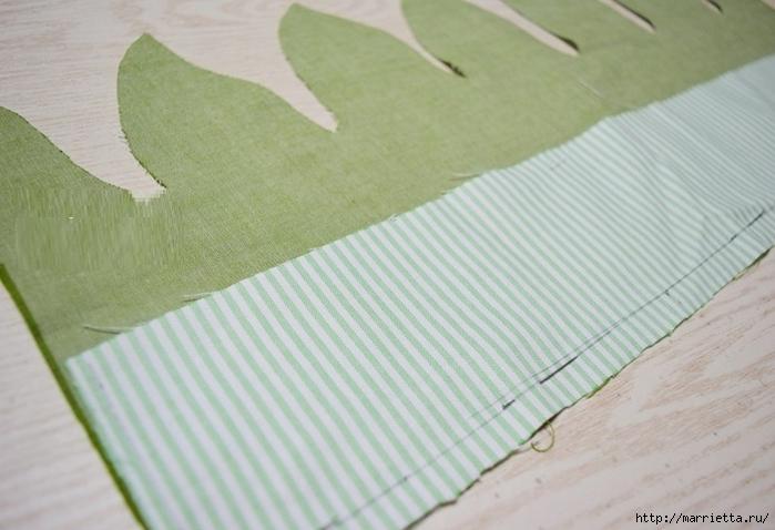 Bolsa de la materia textil por un rollo de papel higiénico.  Cosa ti mismo (7) (700x478, 210Kb)