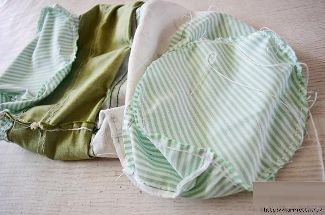 Bolsa de la materia textil por un rollo de papel higiénico.  Cosa a sí mismos (14) (668x443, 189Kb)