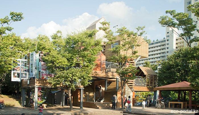 деревянные домики фото 6 (700x404, 411Kb)