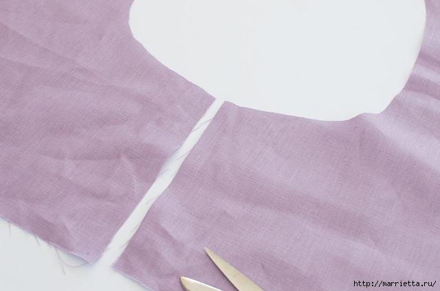 Переделка и пошив одежды. Юбка ГОДЕ  (12) (640x424, 155Kb)