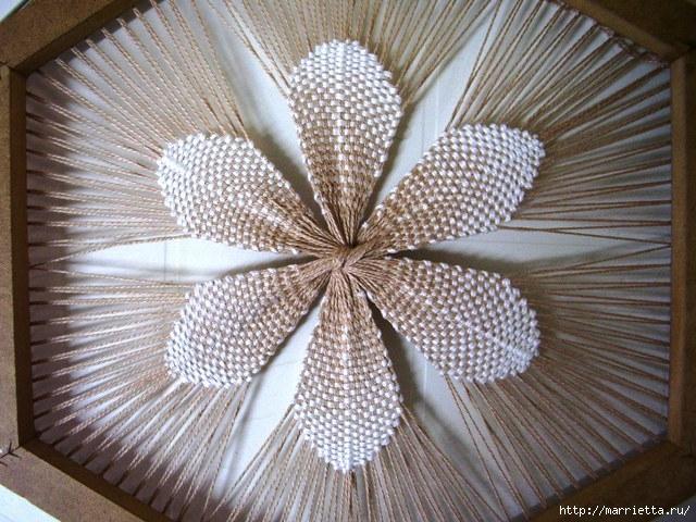 Плетение цветов на тенерифе. Фото мастер-класс (40) (640x480, 257Kb)