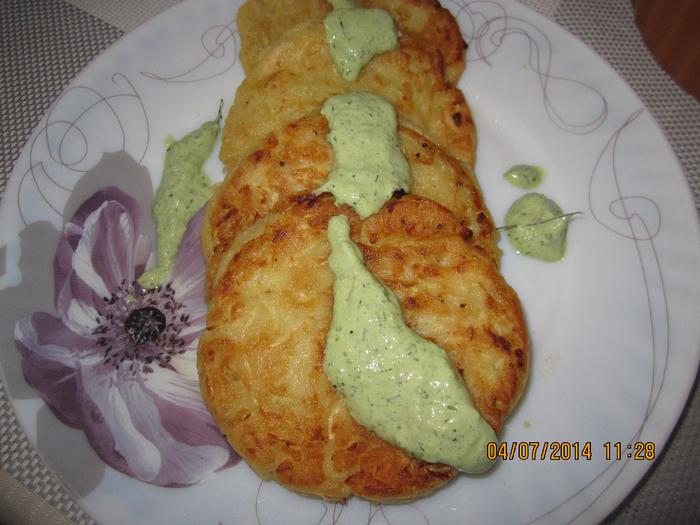 кабачковые оладьи для кормящей мамы рецепты #8