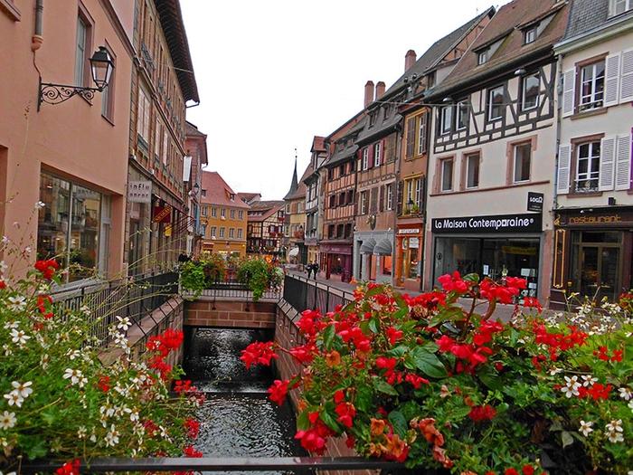 Кольмар, Франция2 (700x525, 357Kb)