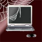Компьютер в паутине (150x150, 24Kb)
