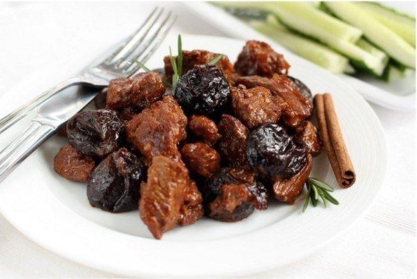 Мясо с черносливом (604x404, 180Kb)
