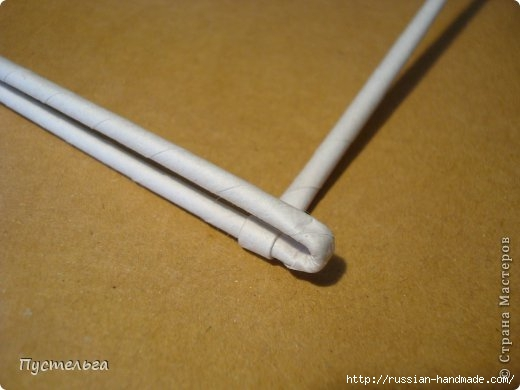 Плетение из газетных трубочек. ЕНОТ (4) (520x390, 86Kb)