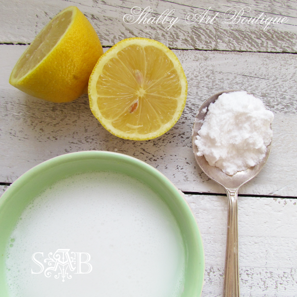 Рецепты моющих средств для посуды своими руками