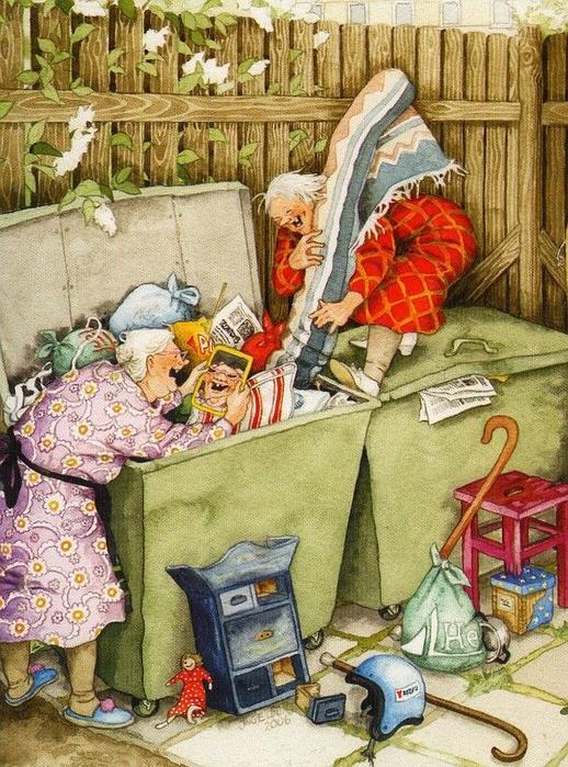Веселые бабульки (2) (518x700, 501Kb)