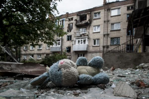 Украина Славянск 2014