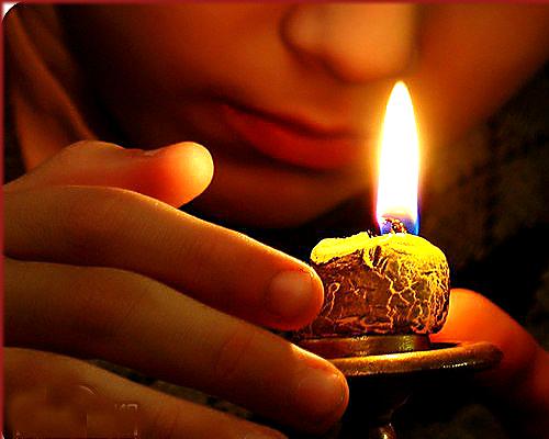 свеча (500x400, 394Kb)
