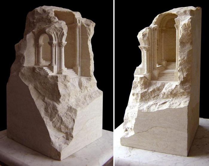 скульптуры из мрамора 1 (700x556, 261Kb)