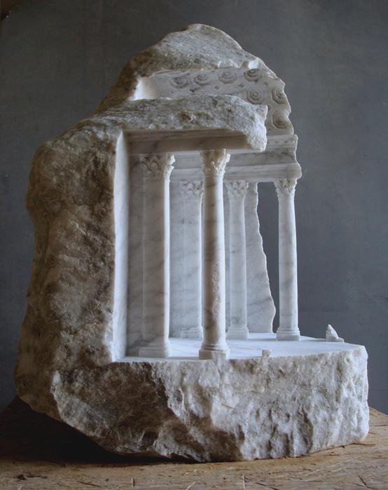 скульптуры из мрамора 5 (554x700, 385Kb)