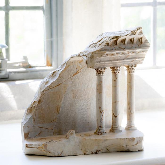 скульптуры из мрамора 14 (700x700, 361Kb)