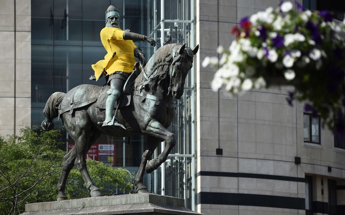 Лихорадка Тур де Франс поразила Йоркшир