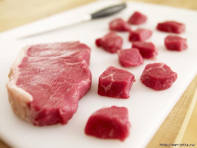 Как определить качество мяса (1) (664x498, 111Kb)