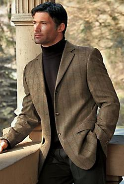 Выбираем правильный пиджак!