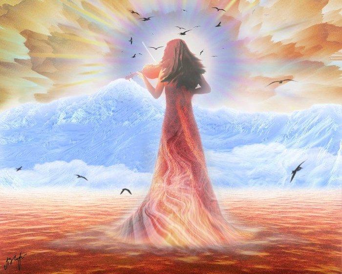 Красота и скромность подарок от бога