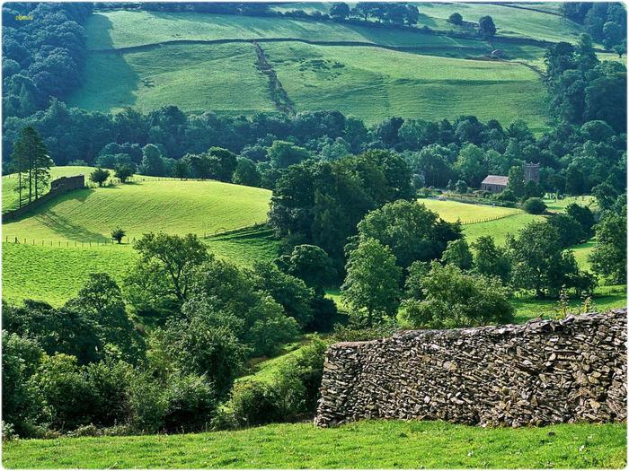 Английский пейзаж (700x525, 606Kb)