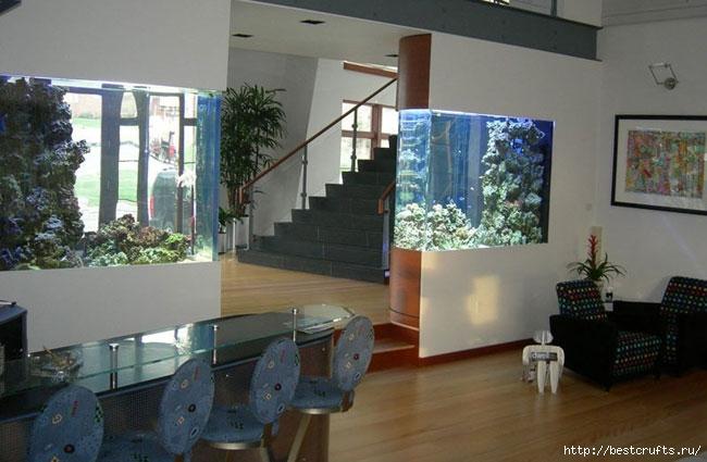 аквариум в интерьере (7) (650x425, 160Kb)